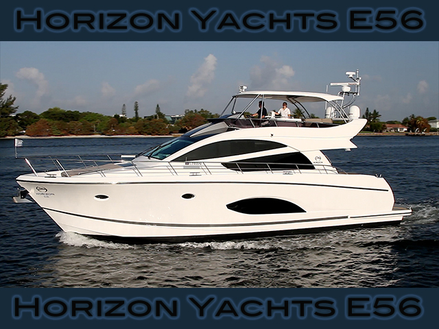 Visit Horizon Yachts at the Palm Beach Intl. Boat Show!